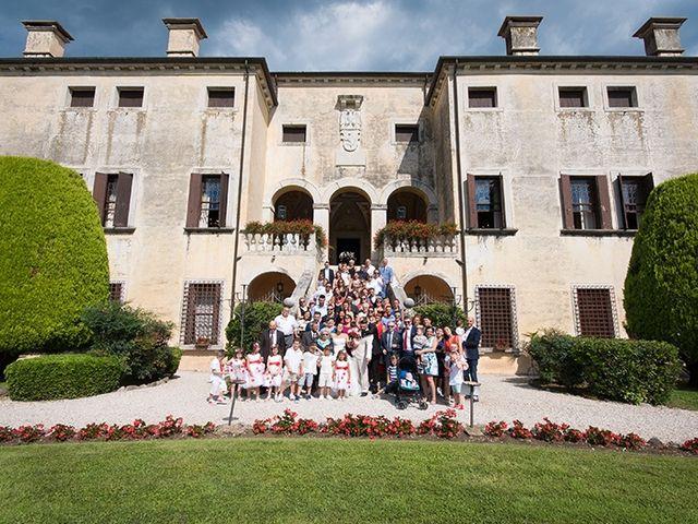 Il matrimonio di Stefano e Cristina a Lugo di Vicenza, Vicenza 22