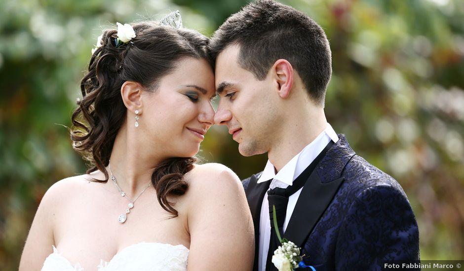 Il matrimonio di Gian Marco e Alessia a Formigine, Modena