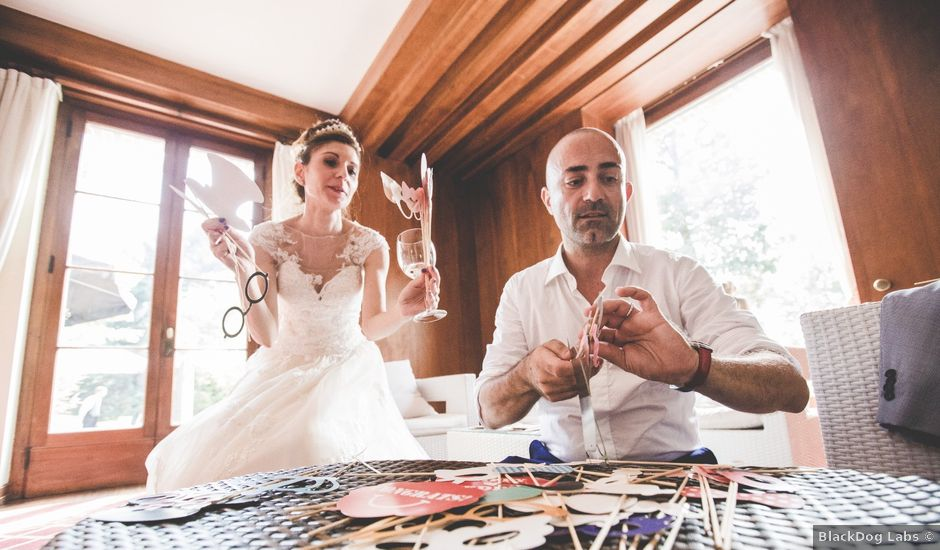 Il matrimonio di Erik e Stefania a Vigevano, Pavia