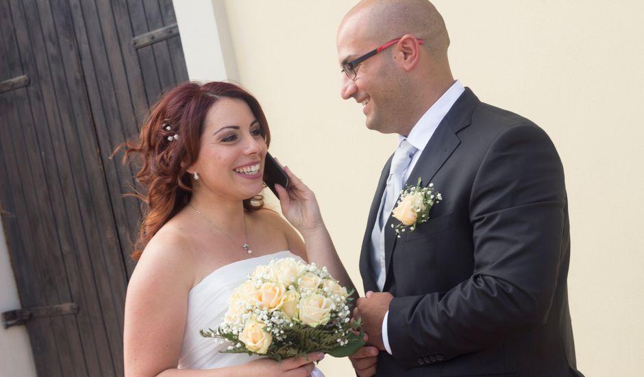 Il matrimonio di Melania e Luca a San Giovanni in Persiceto, Bologna