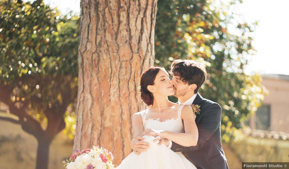 Il matrimonio di Nicola e Giulia a Grottaferrata, Roma