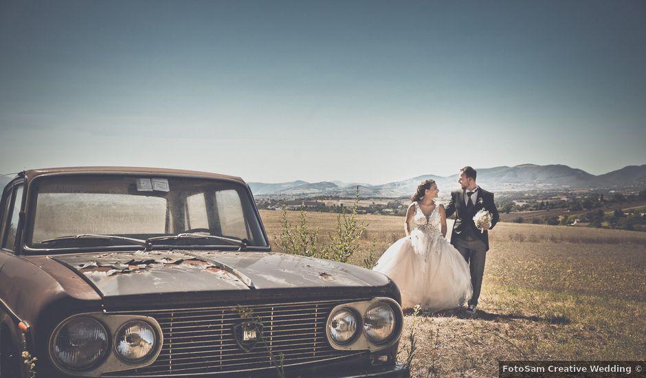 Il matrimonio di Giada e Cristiano a Macerata, Macerata
