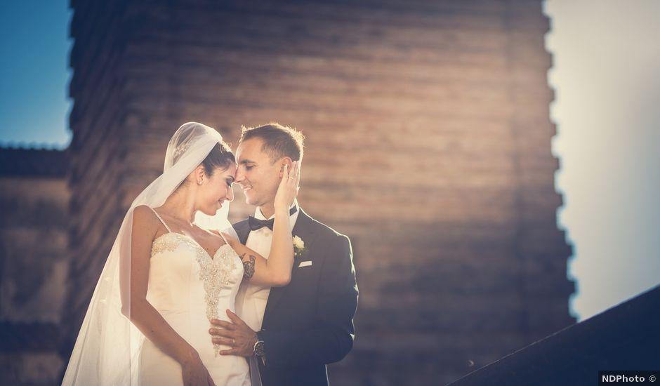 Il matrimonio di Stefano e Sara a Pietrasanta, Lucca