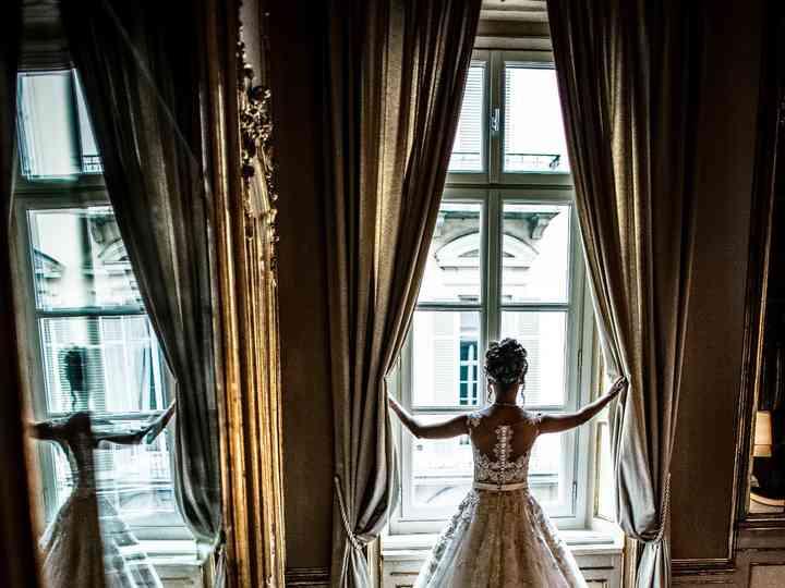Le nozze di Mariem e Fabio