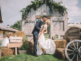 Le nozze di Irene e Manuel