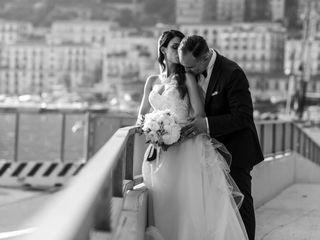 Le nozze di Mariangela e Mauro