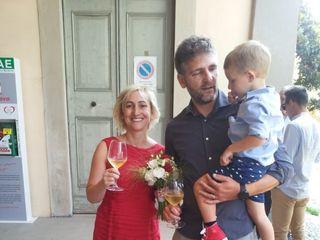 Le nozze di Anita e Dario 1