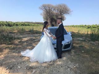 Le nozze di Luana e Andrea