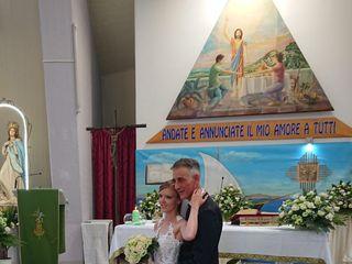 Le nozze di Veronica  e Maurizio  2