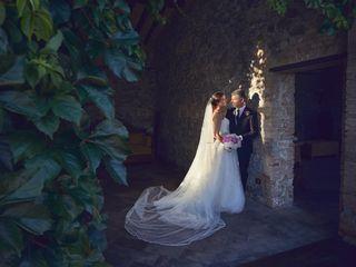 Le nozze di Gabriella e Nicola