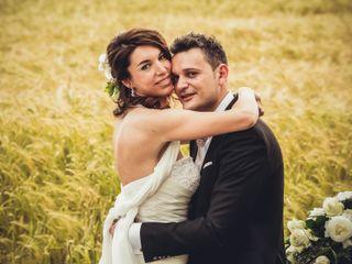 Le nozze di Daniela e Ivano