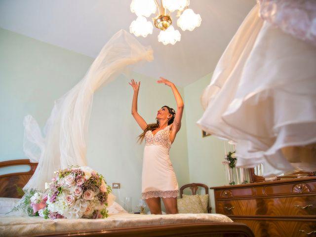 Il matrimonio di Vincenzo e Valentina a Sant'Omero, Teramo 14