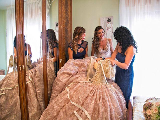 Il matrimonio di Vincenzo e Valentina a Sant'Omero, Teramo 15