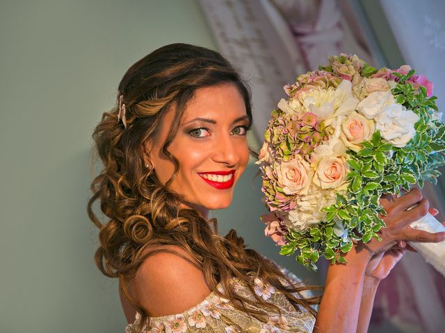Il matrimonio di Vincenzo e Valentina a Sant'Omero, Teramo 17