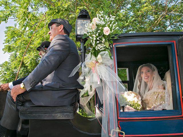 Il matrimonio di Vincenzo e Valentina a Sant'Omero, Teramo 22