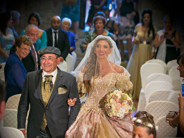 Il matrimonio di Vincenzo e Valentina a Sant'Omero, Teramo 23