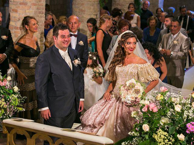 Il matrimonio di Vincenzo e Valentina a Sant'Omero, Teramo 26