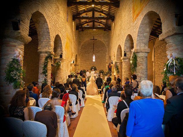 Il matrimonio di Vincenzo e Valentina a Sant'Omero, Teramo 28