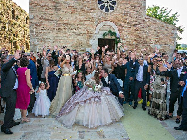 Il matrimonio di Vincenzo e Valentina a Sant'Omero, Teramo 32