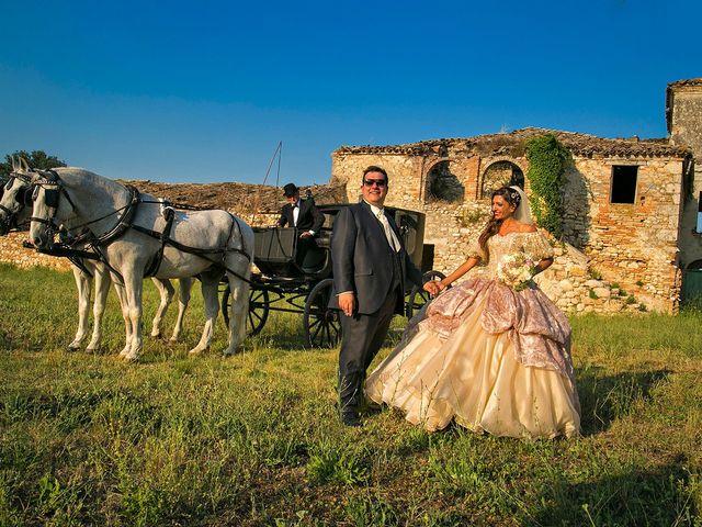 Il matrimonio di Vincenzo e Valentina a Sant'Omero, Teramo 34