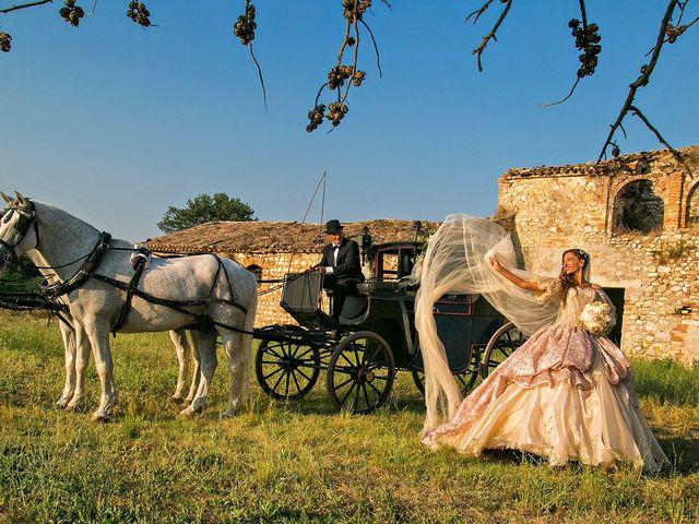 Il matrimonio di Vincenzo e Valentina a Sant'Omero, Teramo 35