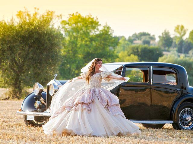 Il matrimonio di Vincenzo e Valentina a Sant'Omero, Teramo 38