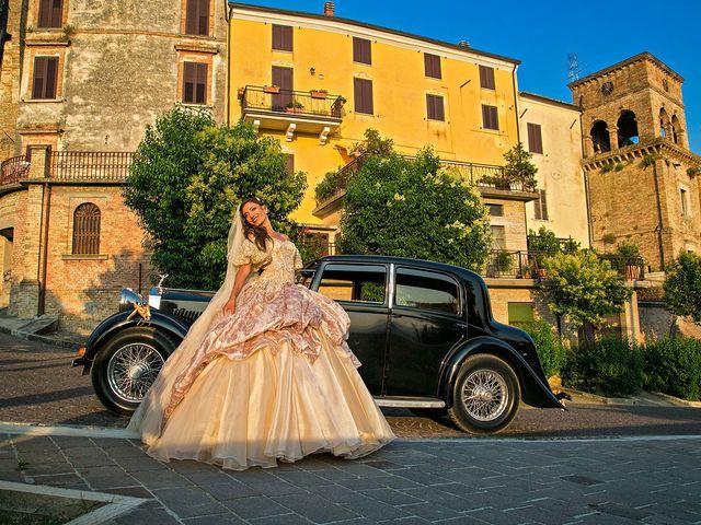Il matrimonio di Vincenzo e Valentina a Sant'Omero, Teramo 39