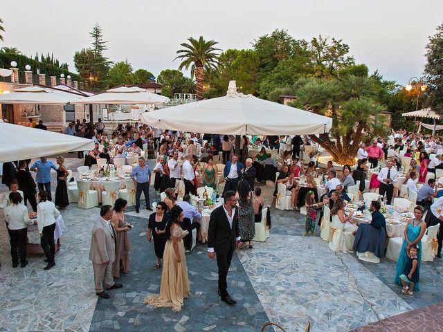 Il matrimonio di Vincenzo e Valentina a Sant'Omero, Teramo 45