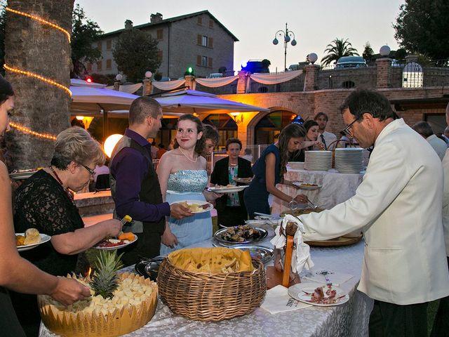 Il matrimonio di Vincenzo e Valentina a Sant'Omero, Teramo 49