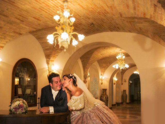 Il matrimonio di Vincenzo e Valentina a Sant'Omero, Teramo 51