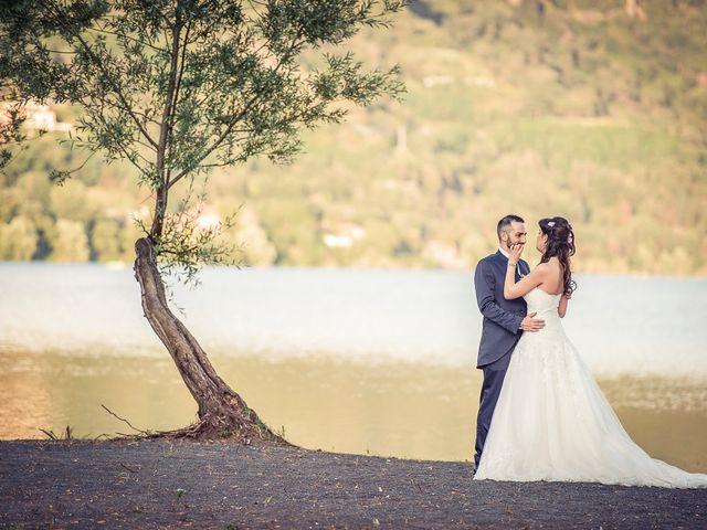 le nozze di Emiliana e Alessio
