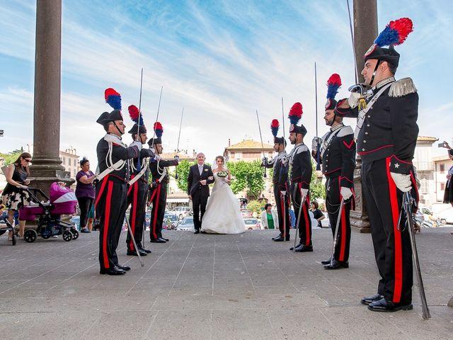 Il matrimonio di Umberto e Daniela a Viterbo, Viterbo 9