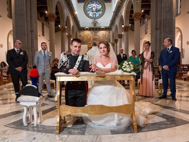 Le nozze di Daniela e Umberto