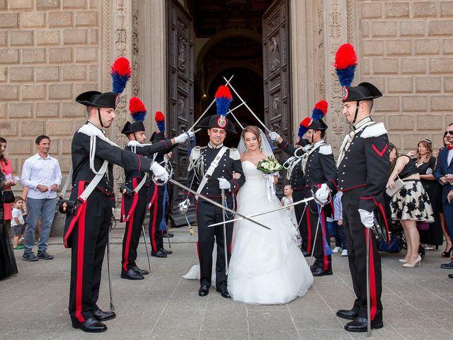 Il matrimonio di Umberto e Daniela a Viterbo, Viterbo 15