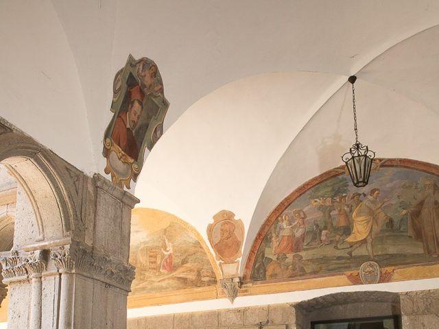 Il matrimonio di Umberto e Daniela a Viterbo, Viterbo 1