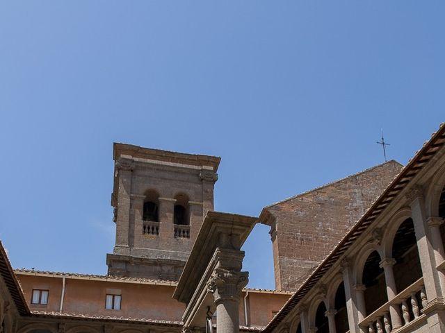 Il matrimonio di Umberto e Daniela a Viterbo, Viterbo 20