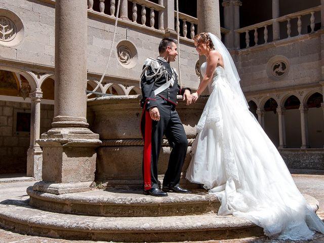 Il matrimonio di Umberto e Daniela a Viterbo, Viterbo 30