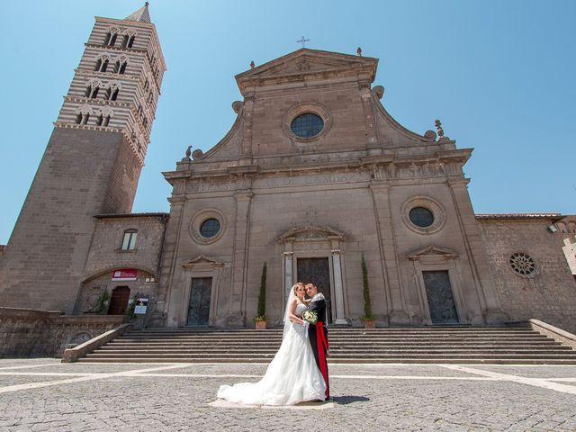 Il matrimonio di Umberto e Daniela a Viterbo, Viterbo 31