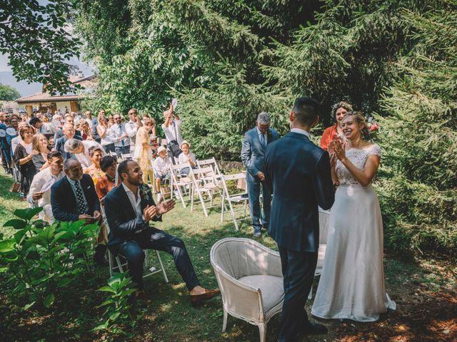 Il matrimonio di Manuel e Irene a Vigolo Vattaro, Trento 8