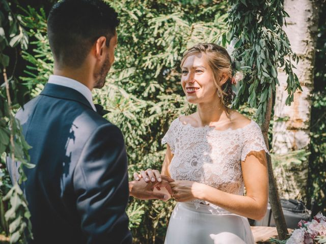 Il matrimonio di Manuel e Irene a Vigolo Vattaro, Trento 10