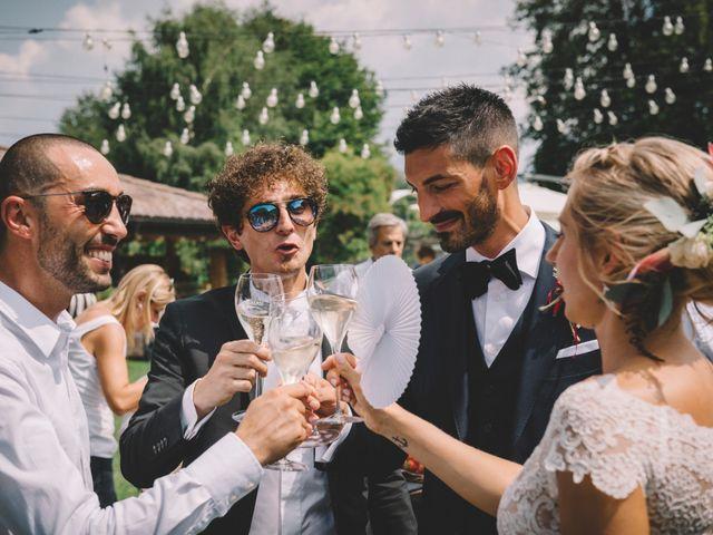 Il matrimonio di Manuel e Irene a Vigolo Vattaro, Trento 13