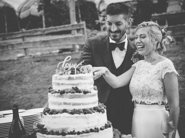 Il matrimonio di Manuel e Irene a Vigolo Vattaro, Trento 15