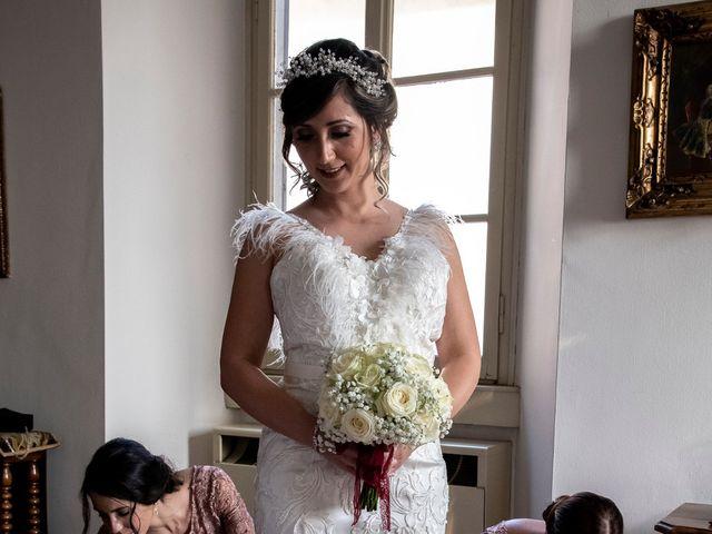 Il matrimonio di Alessandro e Denise a Sulbiate, Monza e Brianza 4