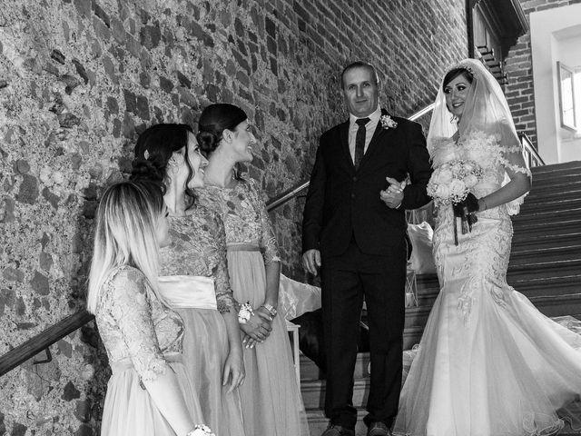 Il matrimonio di Alessandro e Denise a Sulbiate, Monza e Brianza 5