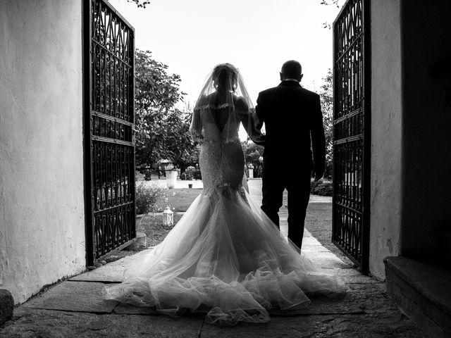 Il matrimonio di Alessandro e Denise a Sulbiate, Monza e Brianza 6