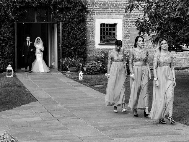 Il matrimonio di Alessandro e Denise a Sulbiate, Monza e Brianza 7