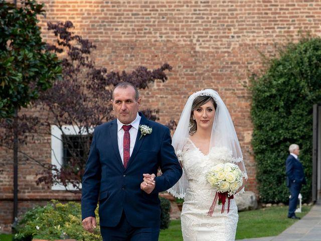 Il matrimonio di Alessandro e Denise a Sulbiate, Monza e Brianza 8