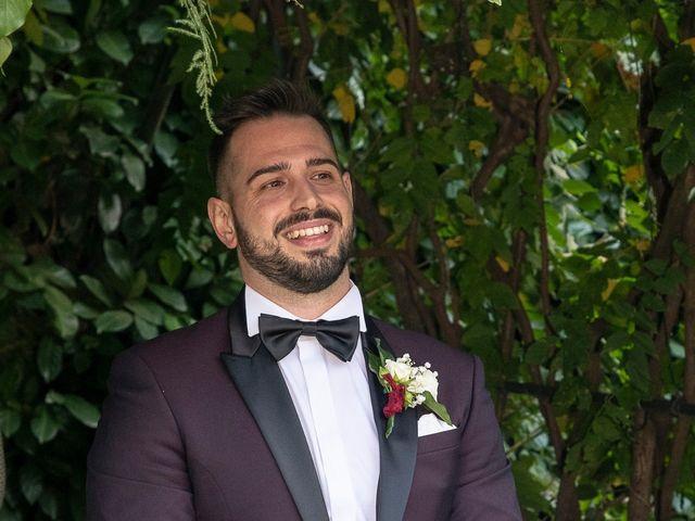 Il matrimonio di Alessandro e Denise a Sulbiate, Monza e Brianza 9