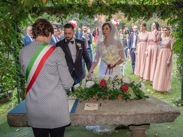 Il matrimonio di Alessandro e Denise a Sulbiate, Monza e Brianza 11