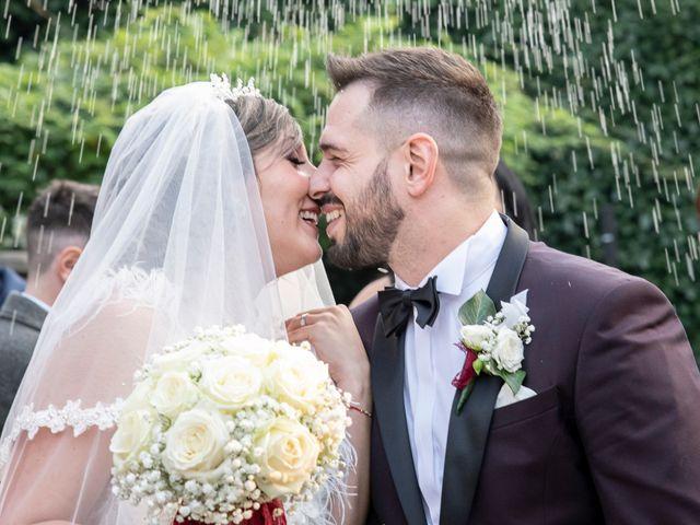 Il matrimonio di Alessandro e Denise a Sulbiate, Monza e Brianza 12